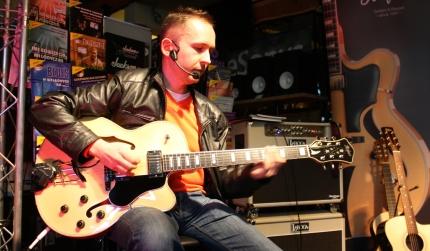 Warsztaty gitarowe z Krzysztofem Błasiem