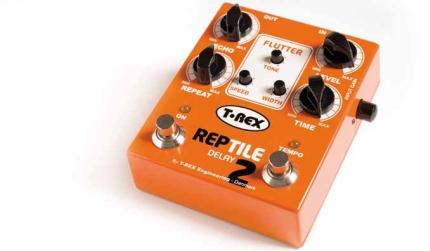 Wygraj efekt delay T-REX Reptile 2