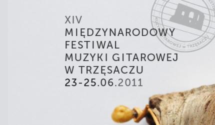 XIV Międzynarodowy Festiwal Muzyki Gitarowej Trzęsacz 2011