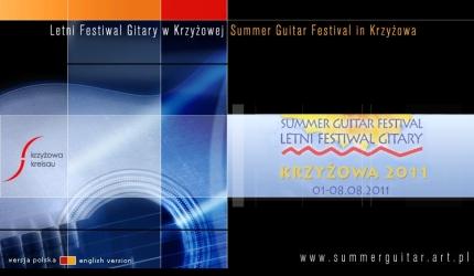 Marcin Olak na Letnim Festiwalu Gitary
