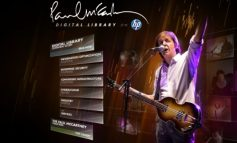 Paul McCartney w chmurze z HP
