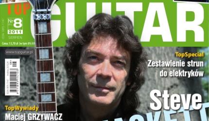 TopGuitar – sierpień 2011