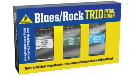 Behringer Blues/Rock Trio