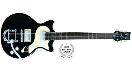 Platinium Award dla Earl Slick Signature Guitar