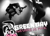 "GREEN DAY ""Awesome As F**k"" CD i DVD"