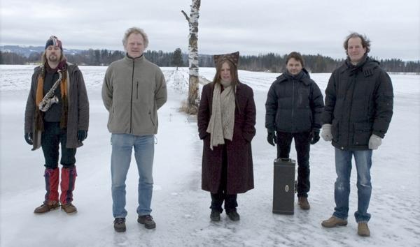 Sinikka Langeland prezentuje The Land That Is Not