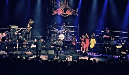 Światowa trasa Red Bull Music Academy odwiedziła Paryż
