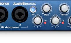 PreSonus przedstawia pierwszy z nowej rodziny interfejsów audio USB - AudioBox 22 VSL