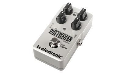 Przester Röttweiler Distortion od TC Electronic