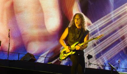 Zabrzmij jak Kirk Hammett