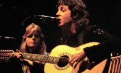 Reedycja amerykańskich koncertów Wings Paula McCartneya