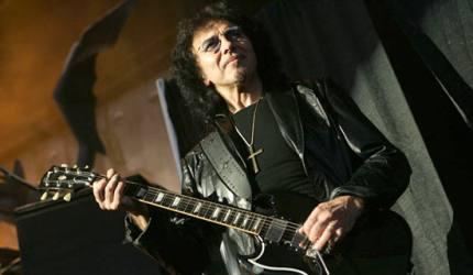 Tony Iommi najlepszym metalowym gitarzystą wg Gibsona