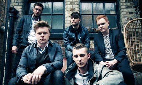 Pierwszy album grupy  MORNING PARADE – premiera 5 marca