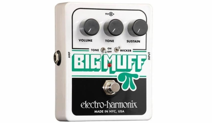 Do wygrania efekt EHX Big Muff Pi with Tone Wicker