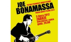 Joe Bonamassa akustycznie