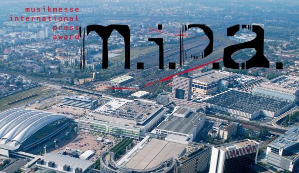 Laureaci targów Musikmesse – wyróżnienia MIPA