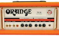 Sedno brzmienia Orange TH-30H