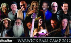 Wygraj bilet na warsztaty Warwick Bass Camp 2012