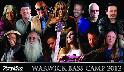 Warwick Bass Camp 2012