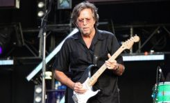 "Nowy album Erica Claptona ""Old Sock"""