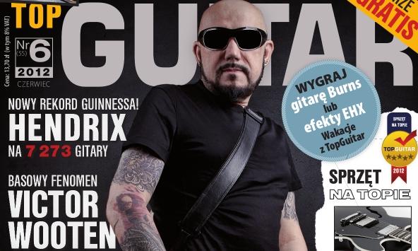 TopGuitar – czerwiec 2012