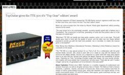 TopGuitar na stronie Markbass