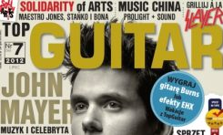 Polscy muzycy w lipcowym TopGuitar