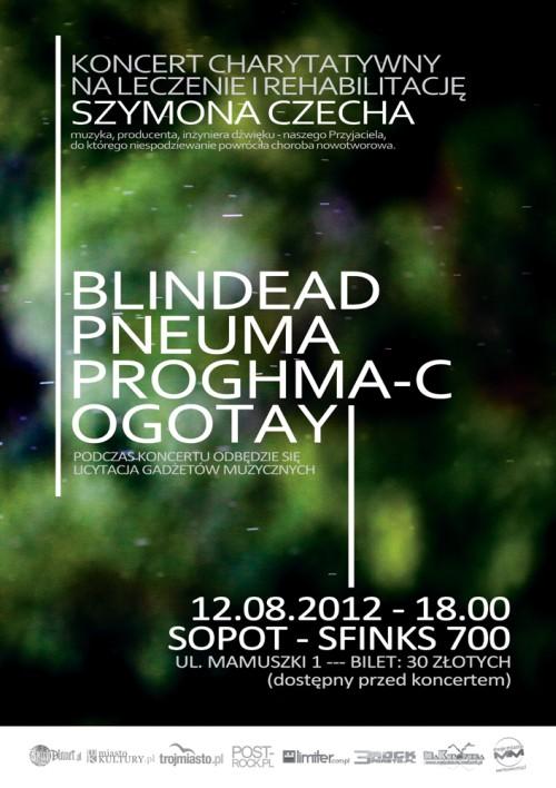 Koncert dla Szymona Czecha