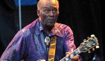 Herosi rock and rolla: Chuck Berry w TG