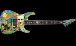 Wampiryczna gitara ESP LTD Bela Lugosi Dracula