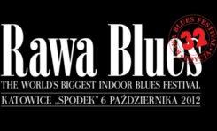 Rawa Blues Festiwal 2012 już za dwa tygodnie!