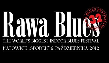 Rawa Blues Festival 2012 – co każdy fan bluesa wiedzieć powinien