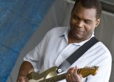 Robert Cray przed Rawa Blues Festival