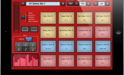 Aplikacja Yamaha na systemy iOS: Synth Arp & Drum Pad