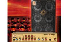Lauda Audio wyłącznym dystrybutorem sprzętu basowego Eden Electronics