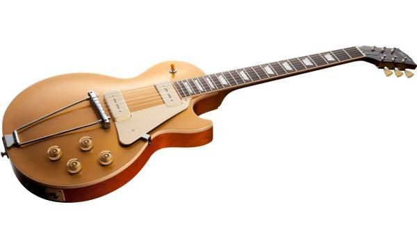 Gitara Gibson Les Paul 60th Anniversary Limited Goldtop