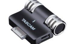 Stereofoniczny iMikrofon pojemnościowy