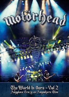 """MOTORHEAD: """"The World Is Ours Vol 2"""" już za dwa tygodnie"""