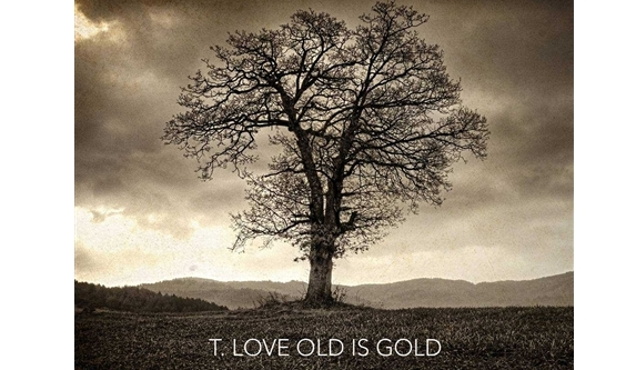 """T.Love """"OLD IS GOLD"""" – dziś premiera"""