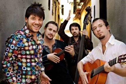 Jazzująca GITARA 2012