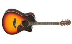 Gitara Yamaha A w nowym wykończeniu i... opakowaniu