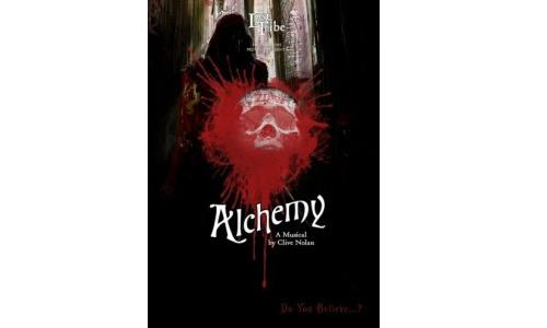 DVD 'Alchemy' według Clive'a Nolana we wrześniu