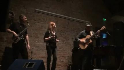 Flinta & Palma & Fazi w warszawskim klubie Herezja