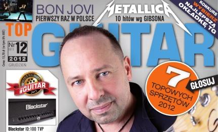 TopGuitar – grudzień 2012