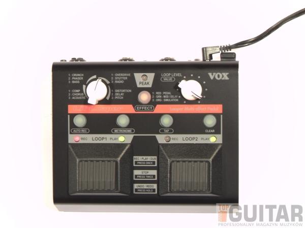 VOX Lil' Looper w Magazynie TopGuitar