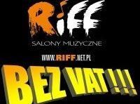 Niedziela bez VAT-u w sklepach RIFF