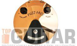 Test: efekt Dunlop JBF3 Joe Bonamassa Fuzz Face