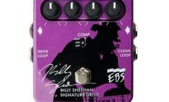 NAMM Show 2013: EBS Billy Sheehan Signature Drive