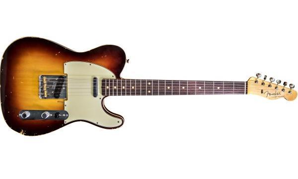 Nowości na stronie Fendera