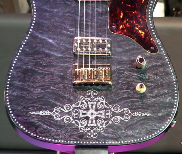 Fender Telecaster wyceniony na...120 000 dolarow